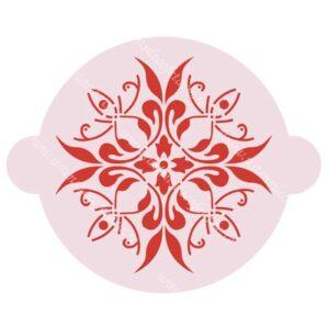 sablon medalion frantuzesc
