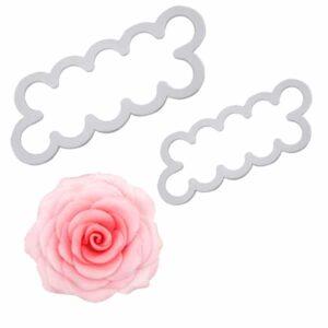 decupatoare trandafiri set 2 piese