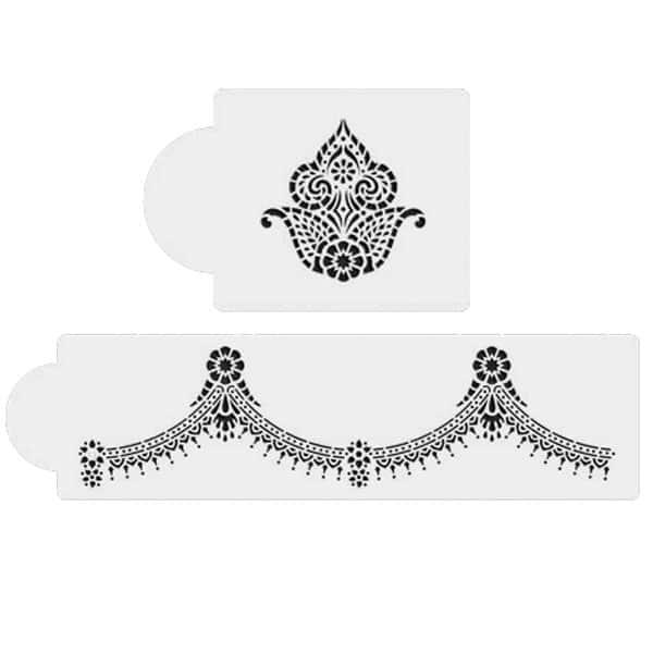 Sabloane-ornamente-persane