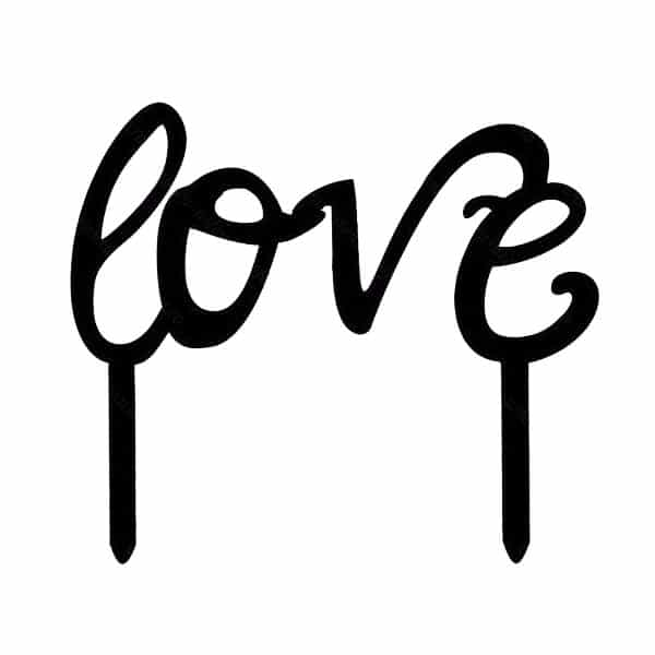Topper-LOVE